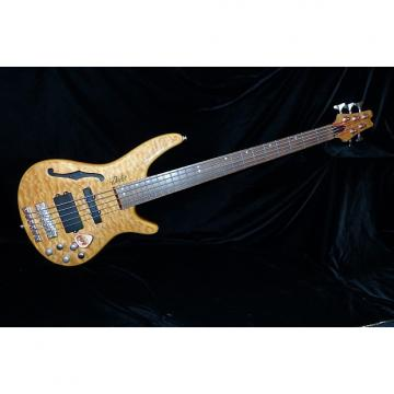 Custom Delta 4 String Bass Natural