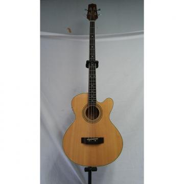 Custom Jasmine ES50C Acoustic Electric 4 String Bass Guitar by Takamine Indonesia