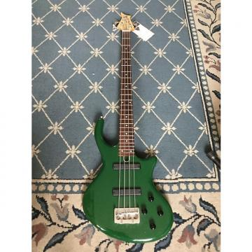 Custom Simmons Bass 2013 Green