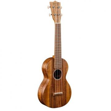Custom Martin C1K Left-Handed Hawaiian Koa Concert Ukulele with Gig Bag