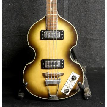 Custom Kingston Violin Bass 60s