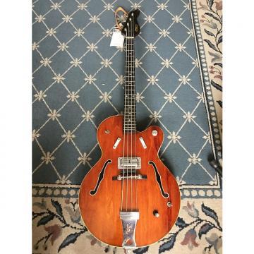 Custom Gretsch 6071 Bass 1968 Walnut