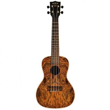 "Custom Kala Kabfc Bacote Series ""Butterfly"" Concert Ukulele, Satin/Bocote"