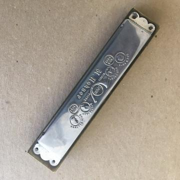 Custom Hohner  Sport  Echo Harmonica Vintage Key of B