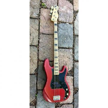 Custom Marco Bass Guitar TFL Relic 2015 Red