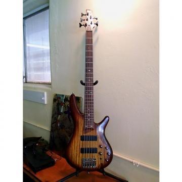 Custom Ibanez SR505ZW Soundgear Bass