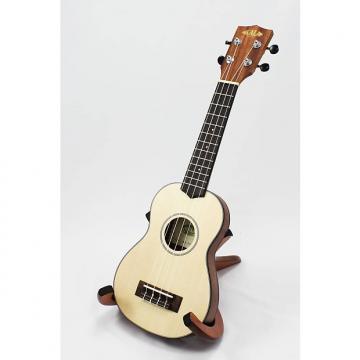 Custom Kala Thinbody Soprano Ukulele KA-SSTU