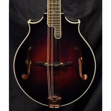 Custom Weber Bighorn 2 Point Adirondack and Flamed Maple Mandolin