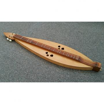 Custom Cripple Creek Mountain Dulcimer 1977
