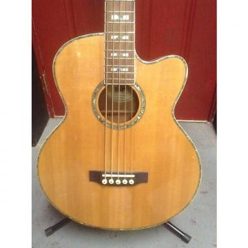 Custom Ltd Xtone Series 5-string Acoustic Bass Xacb15esnat Natural