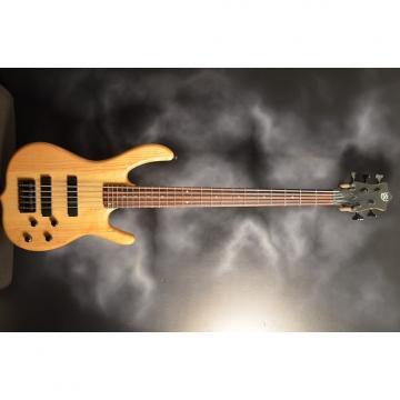 Custom Ken Smith Design 5 String Ash Bass