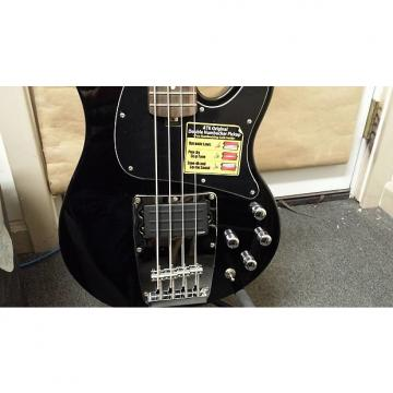 Custom IBANEZ ATK 200 black 2010 Black