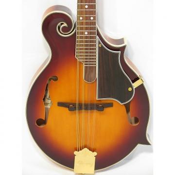 Custom Ibanez M700S-AVS Spruce/Maple F-Style Mandolin Violin Sunburst
