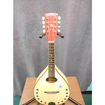 Custom Regal 76 Bicentennial Mandolin  1976 Red/White/Blue