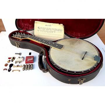Custom Gibson Banjo Mando