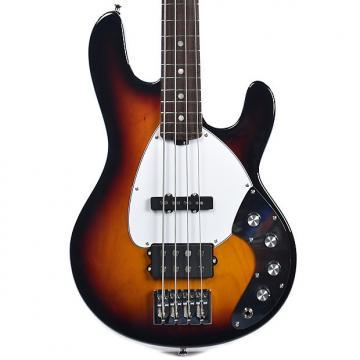 Custom D. Lakin Shark 4-String Bass 3 Tone Sunburst