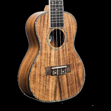 Custom Amahi UK660C Classic Koa Ukulele - Concert with Gig Bag