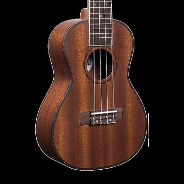Custom Amahi UK220B Classic Mahogany Ukulele - Baritone with Gig Bag