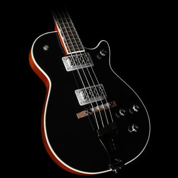 Custom Gretsch G6128B Thunder Jet Electric Bass Black