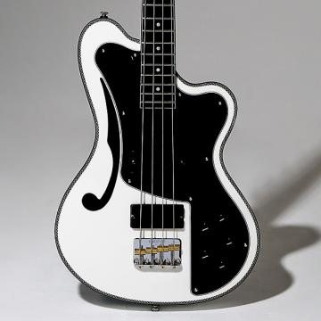 Custom Italia Imola GP Bass Prism White