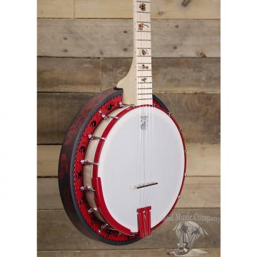 Custom HALLOWEEN SPECIAL! Deering Goodtime Two Zombie Killer Banjo