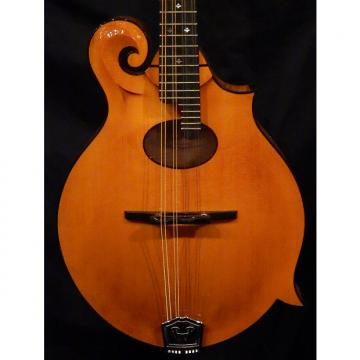 Custom Weber Yellowstone HT F Style Mandolin New Honey Amber Gloss