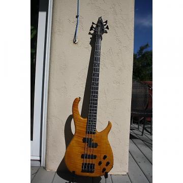 Custom Modulus Bassstar SP-24 1980s Amber