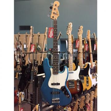 Custom Fender Standard Jazz Bass [DISPLAY MODEL] Bass Guitar, No Bag