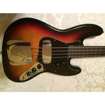 Custom Fender Jazz Bass 2004 3-Tone Burst