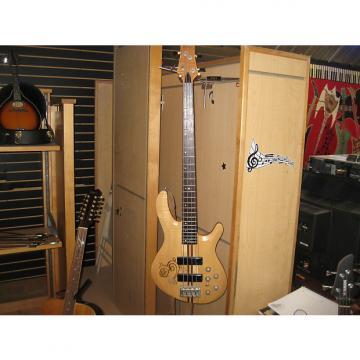 Custom Ocean TB70 Bass Guitar Active Electronic, Neck-Thru