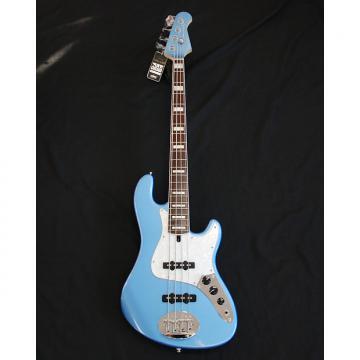 Custom Lakland Skyline DJ4 Lake Placid Blue Discounted
