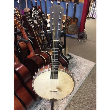 Custom Vega Style K Banjo-Mandolin 1930's Natural