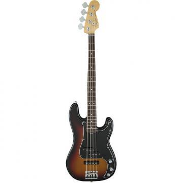 Custom Fender Limited Edition American Standard PJ Bass Sunburst 2016