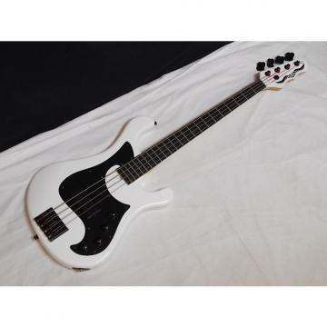 Custom DEAN Eric Bass Hillsboro 4-string BASS guitar new Classic White