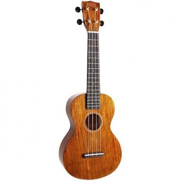 Custom Mahalo Hano Vintage Natural Concert Ukulele