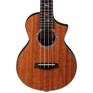 Custom Ibanez Acoustic Electric Concert Ukulele