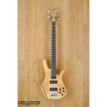 Custom Zon Sonus Custom 4 String Bass Guitar