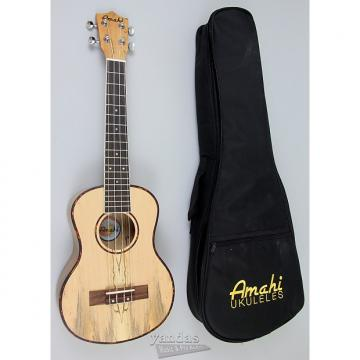 Custom Amahi UK770 Classic Spalted Maple Ukulele - Tenor