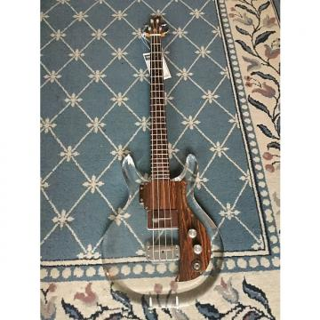 Custom Ampeg Dan Armstrong Bass Early 1970's Lucite