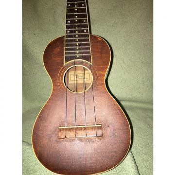 Custom Vintage Oscar Schmidt Hawaian Ukele from 1920s  Koa