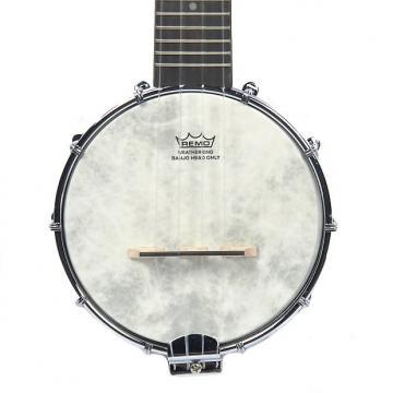 Custom Kala KA-BNJ-S Soprano Banjo Ukulele