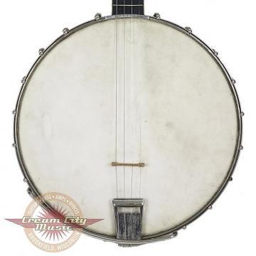Custom Vintage Slingerland Tenor Banjo Birdseye Maple