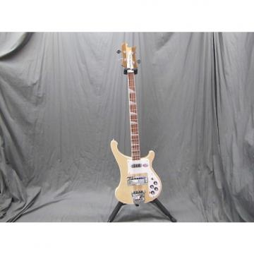 Custom Rickenbacker 4003 2016 Mapleglo - AS NEW NEVER RETAILED