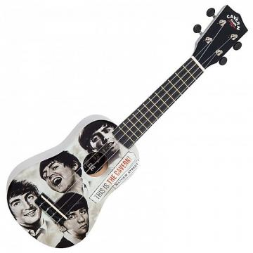 Custom The Cavern Club Ukulele - 'Fab Faces'