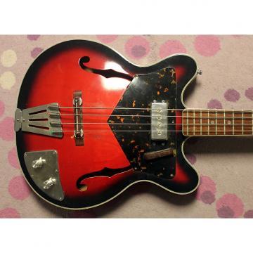 Custom 1966-67 Sekova Vulcan Bass Fujigen Teisco