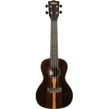 Custom Kala KA-ZCT-C Ziricote Concert Ukulele - High Gloss 2 day delivery