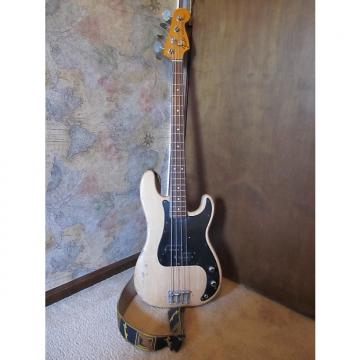 Custom Fender P-bass 1971 Anitique Natural