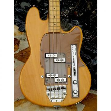 Custom Hayman 40/40 Bass c.1973 Natural