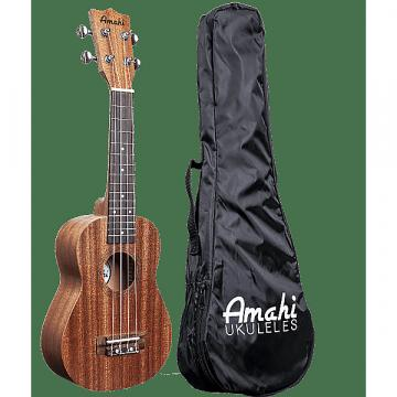 Custom Amahi UK120S Concert Ukulele