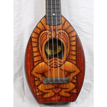 Custom Fluke Tiki King Ukulele